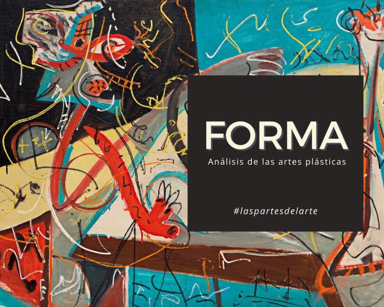 Formas regulares e irregulares en las artes plásticas