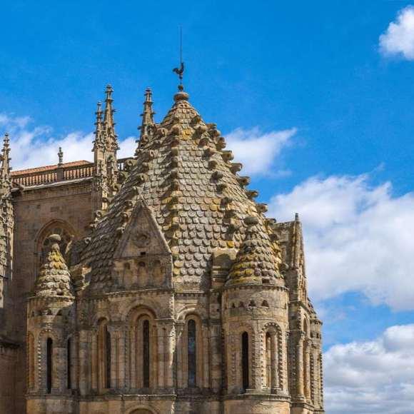 Torre del Gallo de las Catedrales de Salamanca