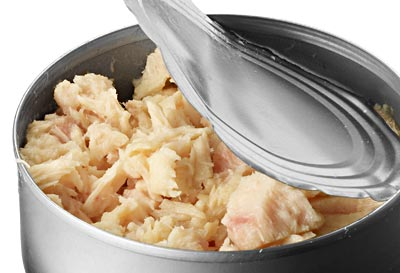 20 Protein-Packed Foods that Slim//Canned Tuna c Levi Brown