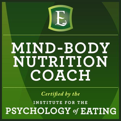 Certified Mind-Body Nutrition Coach
