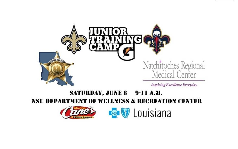 Jr. Training Camp 2019