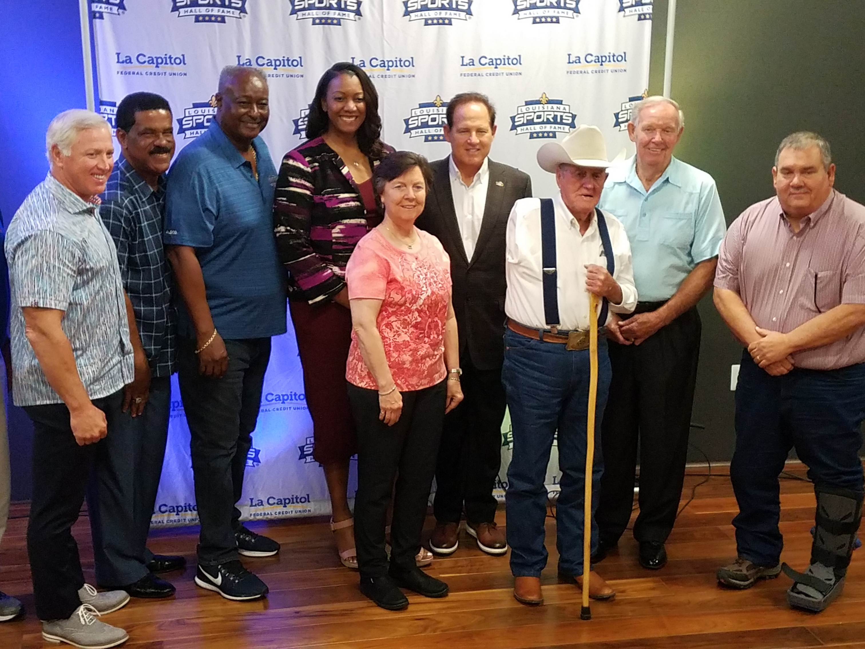 2019 Hall of Fame inductees a grateful, humble group