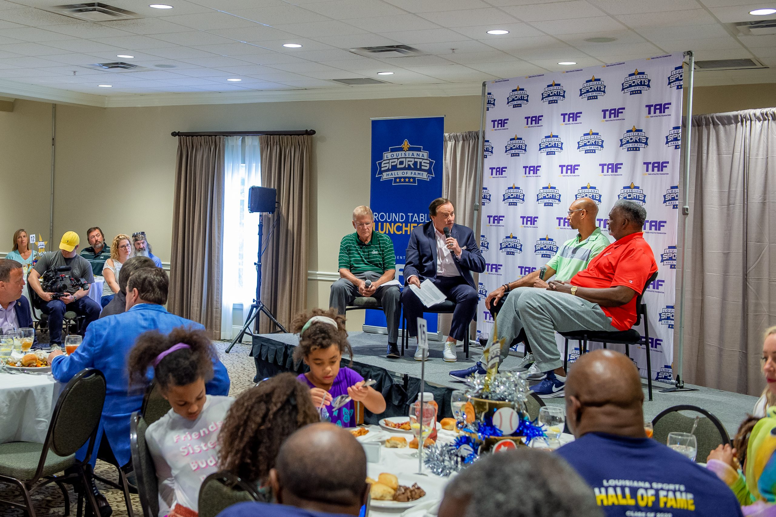 Video: 2020 Round Table Luncheon presented by TAF