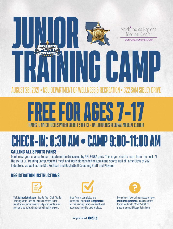 2021 Junior Training Camp