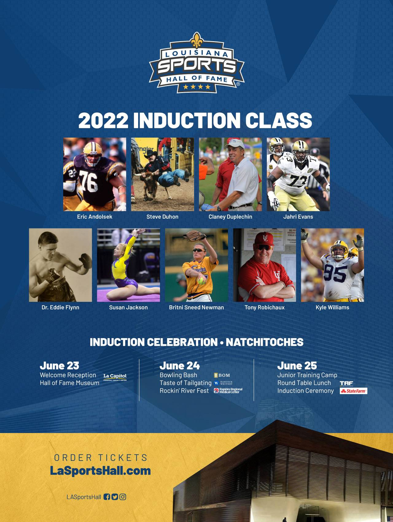 2022 competitive ballot inductees