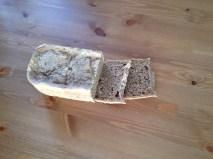 Este pan es saciante