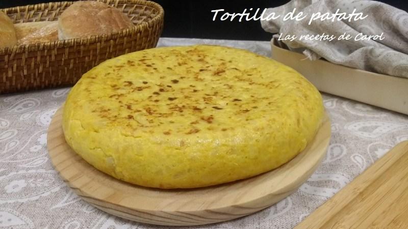 Tortilla de patata