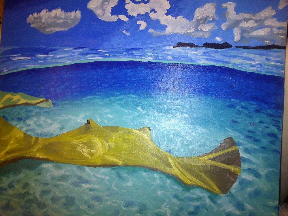 Pintura Paula curso 2013