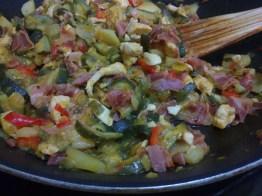 Quiche de verduras y jamon (4)