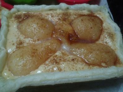 Tarta hojaldre de pera (6)