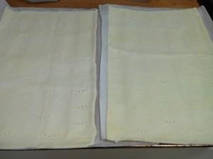 Milhojas con glaseado de fondant (8)
