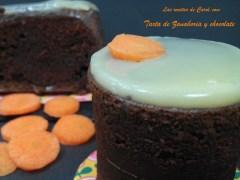 Tarta de Zanahoria y chocolate (3)