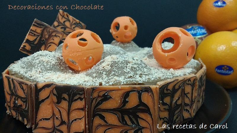 Decoraciones de Chocolate