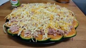Calabacín Pizza