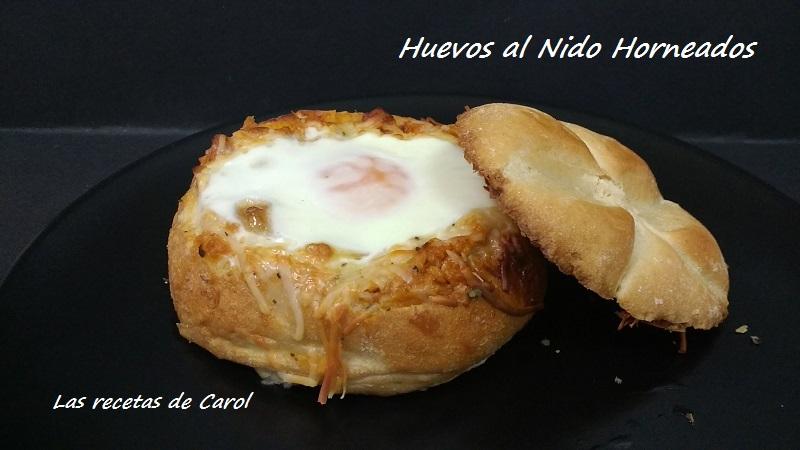 Huevos al nido horneados (3)