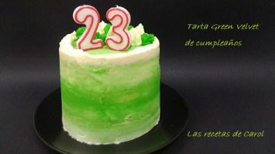 Tarta Green Velvet (3)