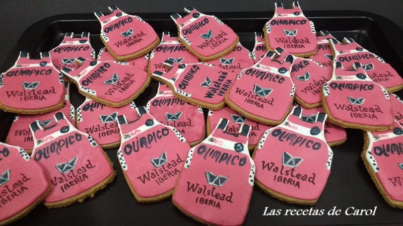 Galletas decoradas camiseta basket