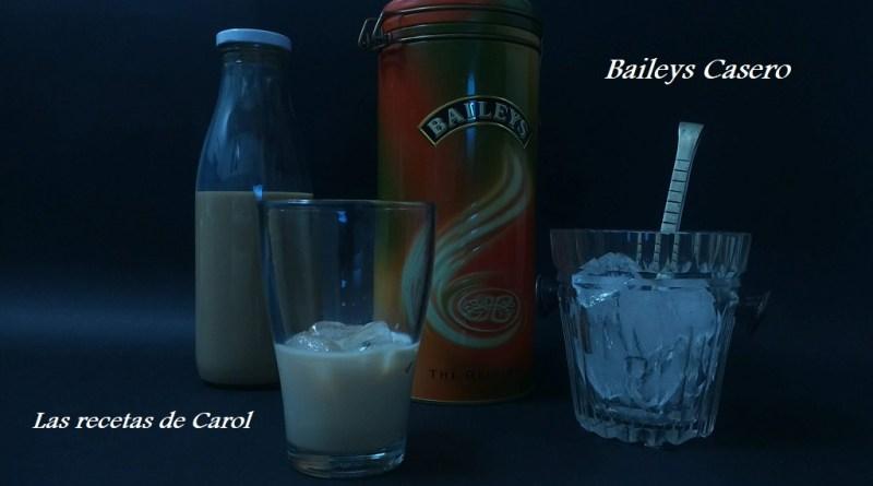 Baileys casero
