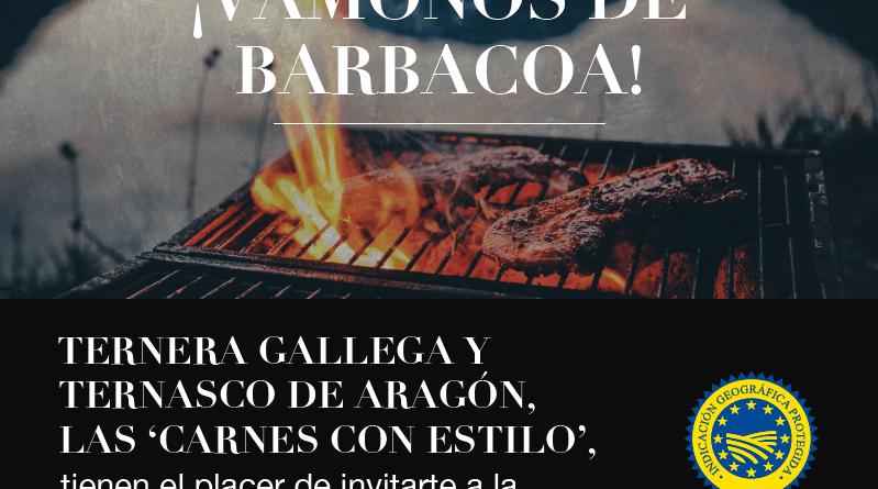 Ternera gallega y Ternasco de Aragón