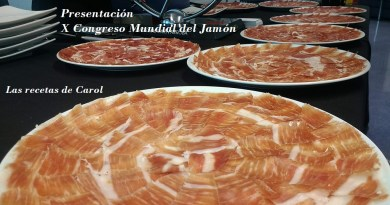 X congreso mundial del jamón