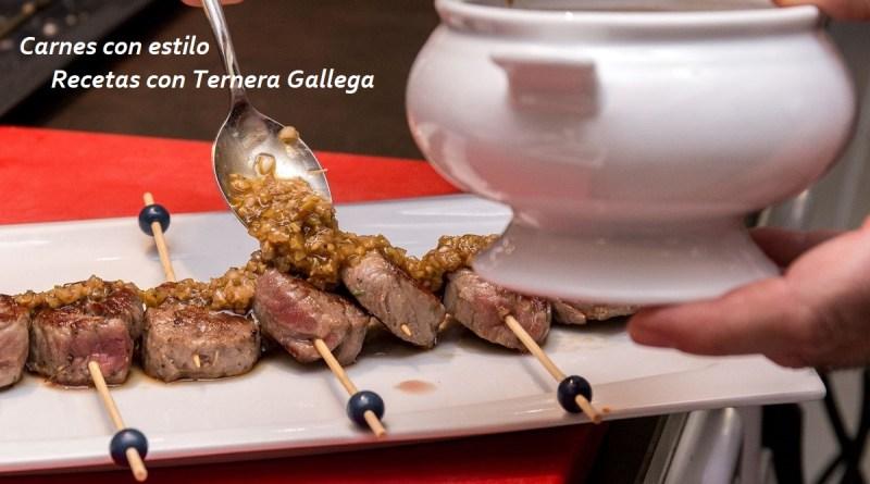 recetas con ternera gallega