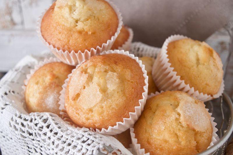 Magdalenas caseras de Patty's Cake