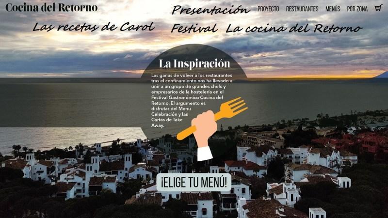 """""""COCINA DEL RETORNO""""- Presentación"""