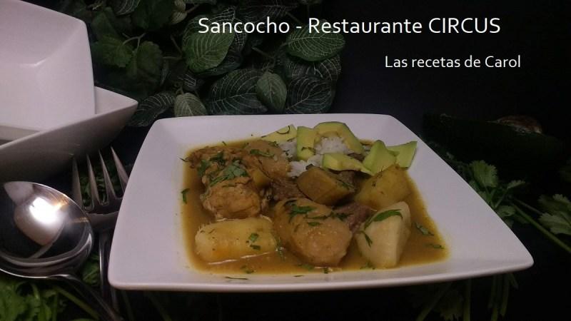 Sancocho Restaurante Circus