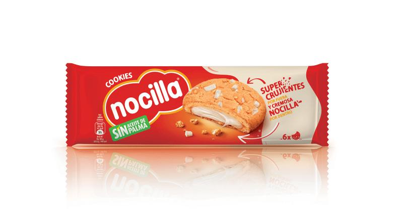 Nocilla Cookies
