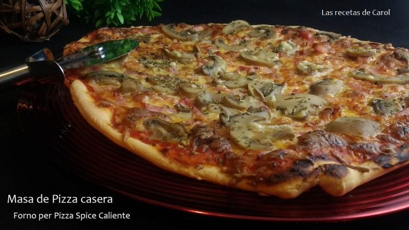 Horno eléctrico para pizza Spice