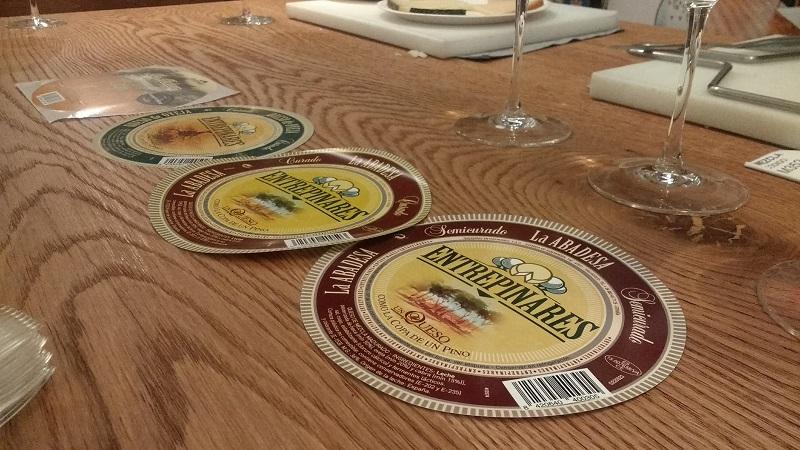 Catas de quesos de Madrid
