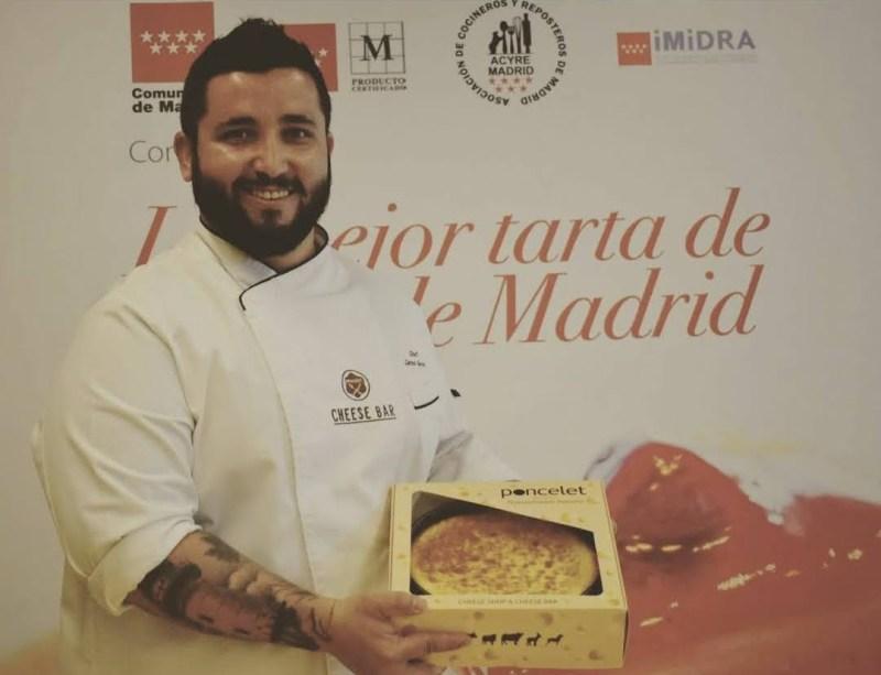 Tarta de Queso Comunidad de Madrid