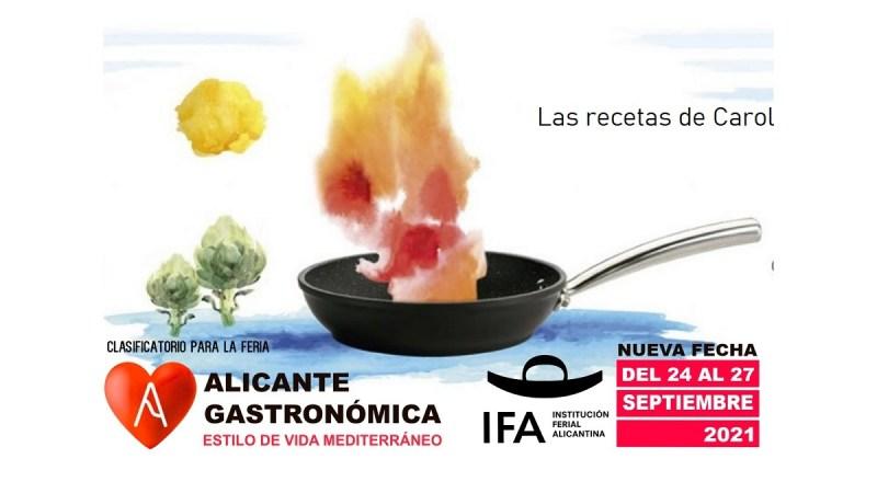 III Edición de Alicante Gastronómica