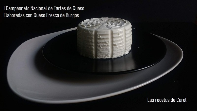 I Campeonato Tartas de Queso de Burgos