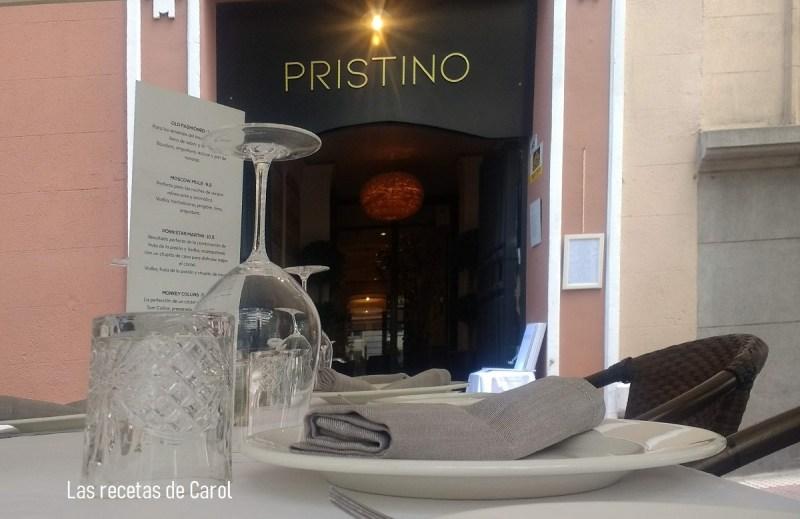 Restaurante Prístino