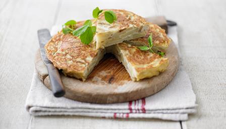 Recetas – Tortilla española