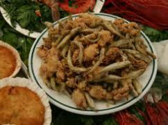 Recetas – Pescado frito con soja y jengibre