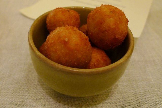 Recetas – Croquetas de arroz sicilianas