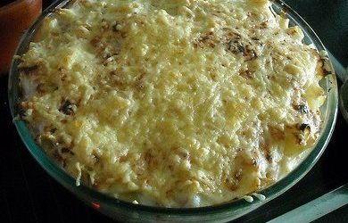 Recetas – Macarrones boloñesa gratinados