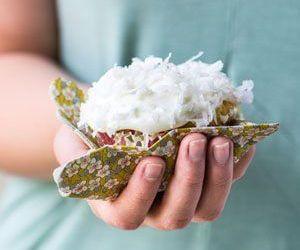 Pastelitos de coco de Ina Garten