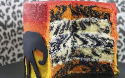 Torta Rey León