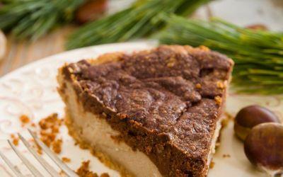 Pastel de Navidad – Debe probar el pastel de castañas asadas para Navidad
