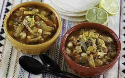 Chilis Southwest Chicken Soup – Recetas CopyKat