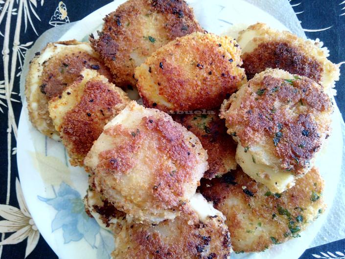 Patatas rellenas de queso ofrecidas por Mitzi0 (0)