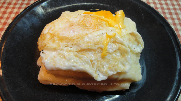 Sandwich Croque Madame