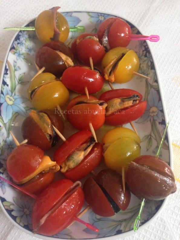 tomates cherrys relleno blog