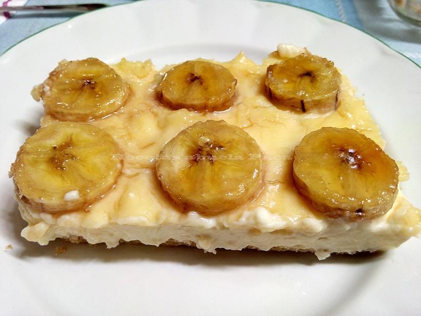 Tarta de plátano y natillas0 (0)
