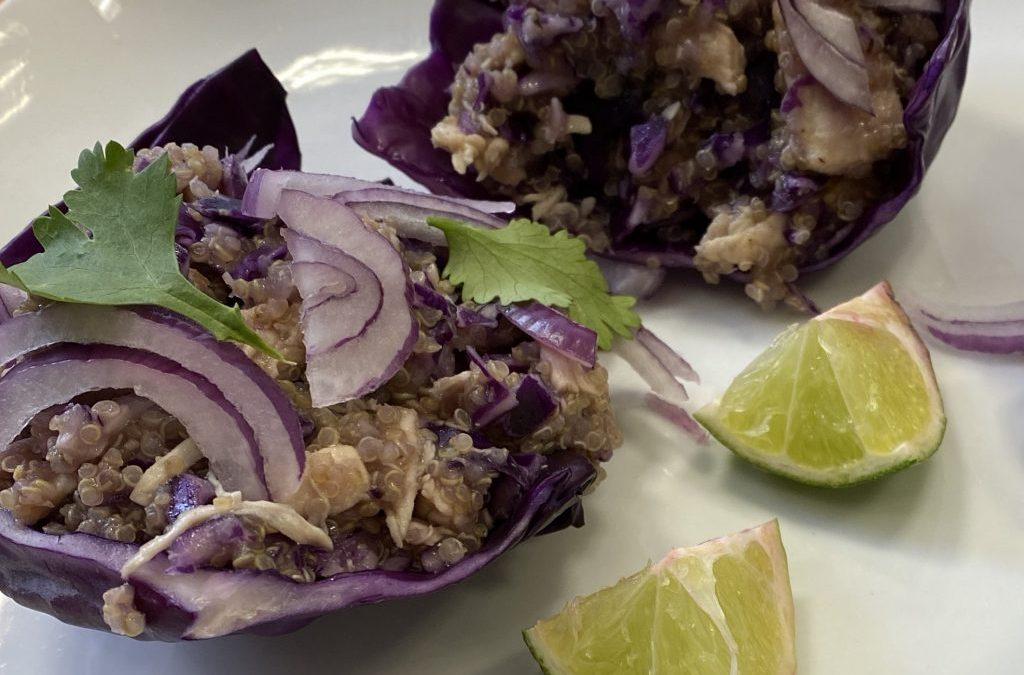 Lombarda con quinoa y pollo con TM63 (1)