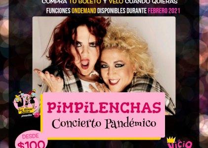 Pimpilenchas: Concierto Pandémico