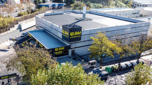 BM Supermercados estrena tienda Las Rozas